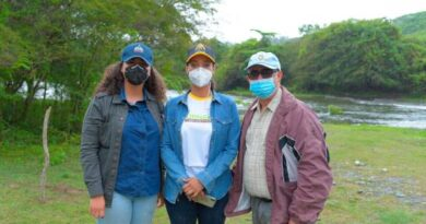 Cementos Cibao realiza jornada de reforestación por el Día Mundial del Agua