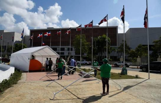 Congreso Nacional es el escenario ideal para las protestas