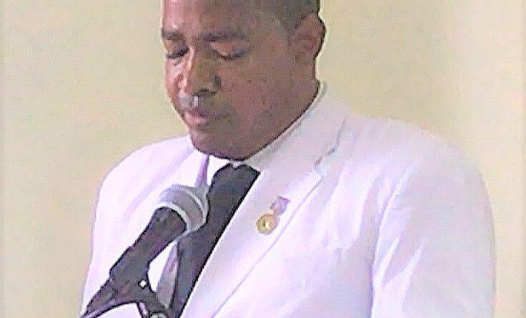 """Concejal Francisco Zapata: """"Entrega el mando del consejo de regidores de Boca Chica, con satisfacción del deber cumplido"""""""