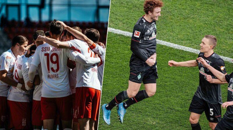 Copa DFB: Jahn Regensburg vs.Werder Bremen ver en vivo por TV y transmisión en línea