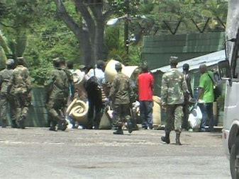 Desorden Al menos un muerto y decenas de heridos en motín en la cárcel de La Romana