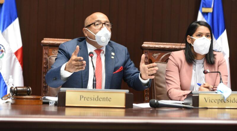 Diputados continúan debates con relación al proyecto del Código Penal