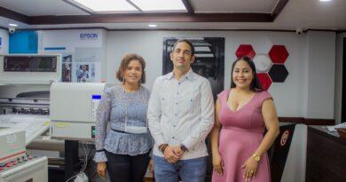 E-Business Tek trae tecnología DTF a Santiago