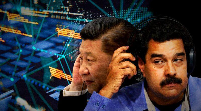 El acuerdo secreto de Caracas y Beijing que permite a Maduro ejercer más control sobre la población y sus propios aliados