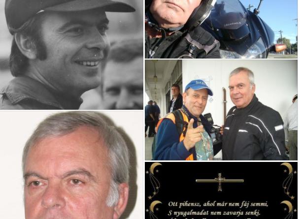 El automovilismo está de luto, István Tarlós está muerto