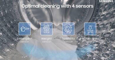 [Infografía] Cómo las lavadoras de Samsung pueden hacer que su lavandería sea más ecológica