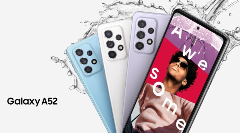 [Infografía] Galaxy A52/A52 5G: Crea, comunícate y exprésate más