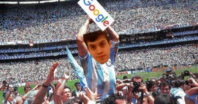 Internet Se cayó Google Argentina, un tuitero dijo haberlo registrado a su nombre y revolucionó las redes