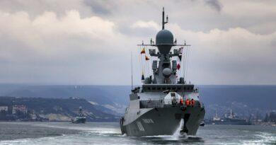 Rusia planea cerrar varios sectores del Mar Negro pese a las advertencias de la OTAN