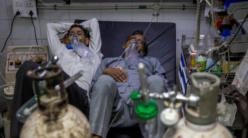 India se convirtió en el primer país en registrar más de 300.000 casos de coronavirus en un solo día