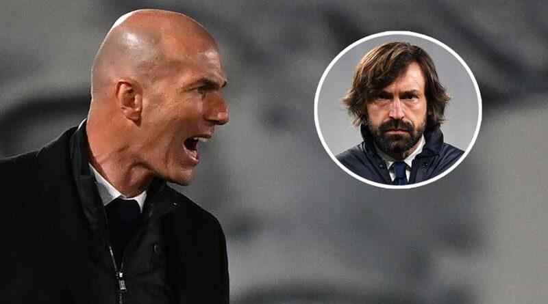 'La Juventus es importante para mí': Zidane abre la puerta al regreso de Turín mientras la presión aumenta sobre Pirlo