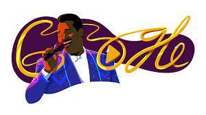 Luther Vandross: Google honra hoy al cantante de soul con un garabato