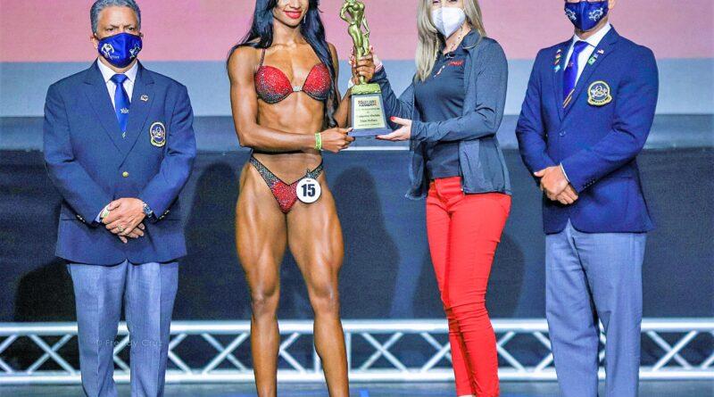 MIDEREC y Salud Pública fueron esenciales para éxito XXVII copa Independencia fisiculturismo y fitness FDFF agradece