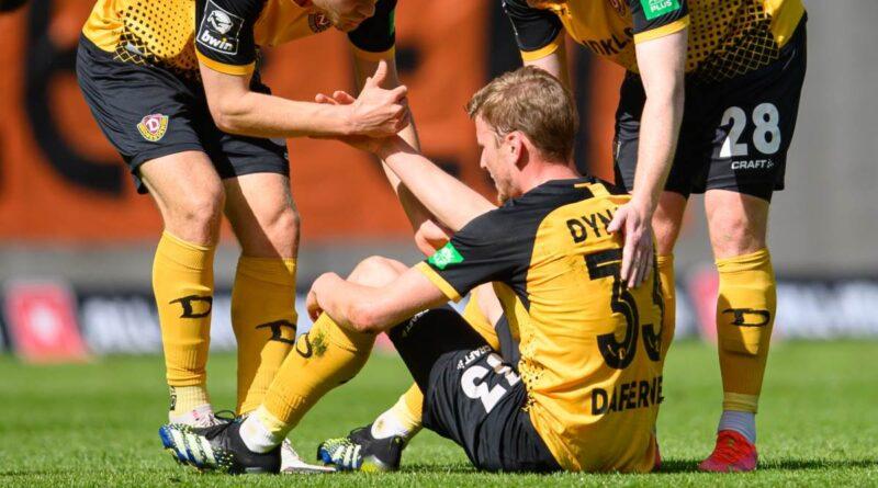 Muchas tácticas y lucha: el Dynamo Dresden se aleja del gran riesgo contra el Hansa Rostock