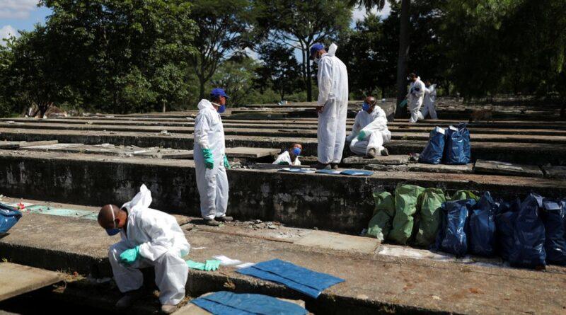 El sistema sanitario de San Pablo está colapsado por el coronavirus: más de 700 personas esperan una cama en cuidados intensivos