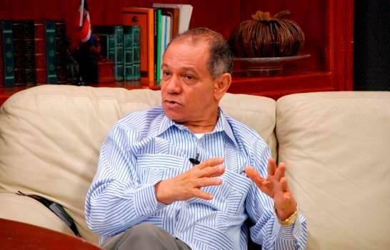 Pepe Abreu se opone a convocatorias a paros del CMD en reclamo de aumentos en ARS