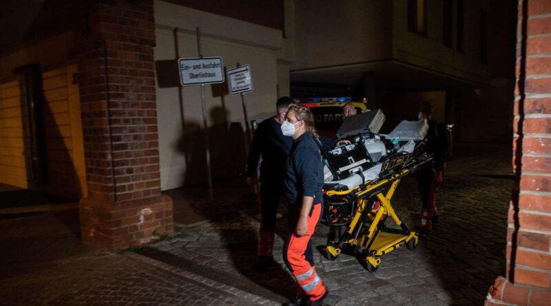 Potsdam: Cuatro muertos en la clínica - empleado bajo sospecha