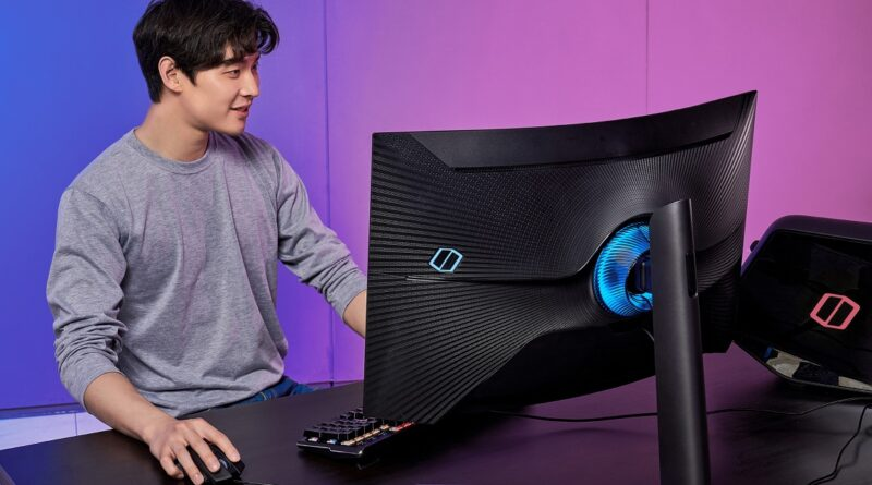 Samsung Gaming Monitors: una pantalla para cada gamer
