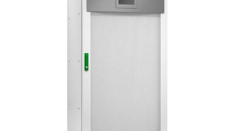 Schneider Electric lanza al mercado el UPS trifásico más compacto en su clase: Galaxy VL