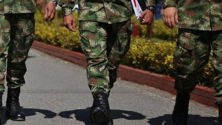 Sorpresa: había militares activos con edades entre 75 y 85 años