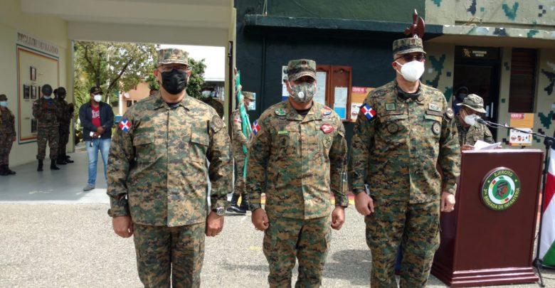 Sustituyen general Tercera Brigada del EN en San Juan