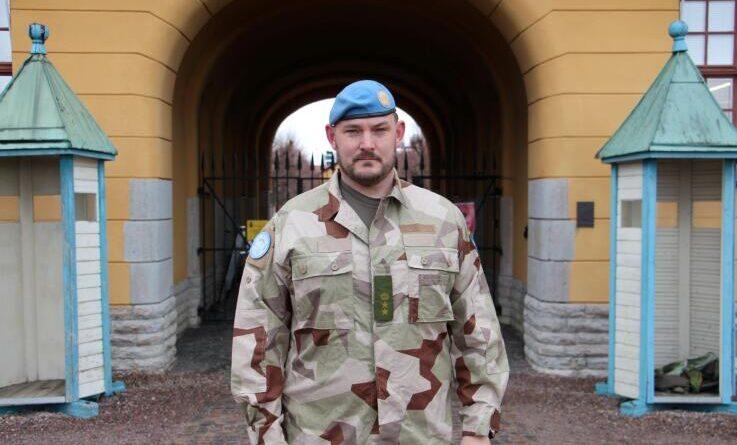 Tres soldados suecos levemente heridos en Malí