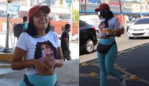 Venezolana que vende golosinas en la calle dice que es acosada por conductores