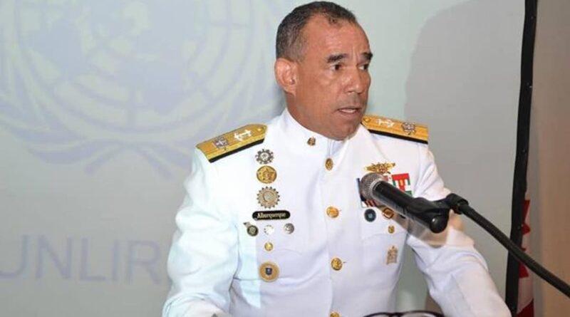 Vicealmirante Félix Alburquerque es implicado en coalición de funcionarios junto a Adán Cáceres