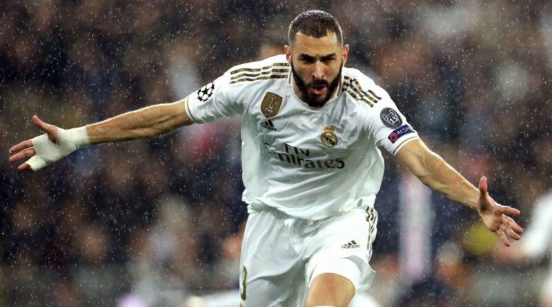 Karim Benzema mantiene con vida al Real Madrid en la Liga de Campeones