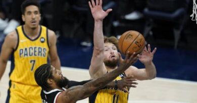 Paul George domina a Pacers y Clippers hilan sexto triunfo