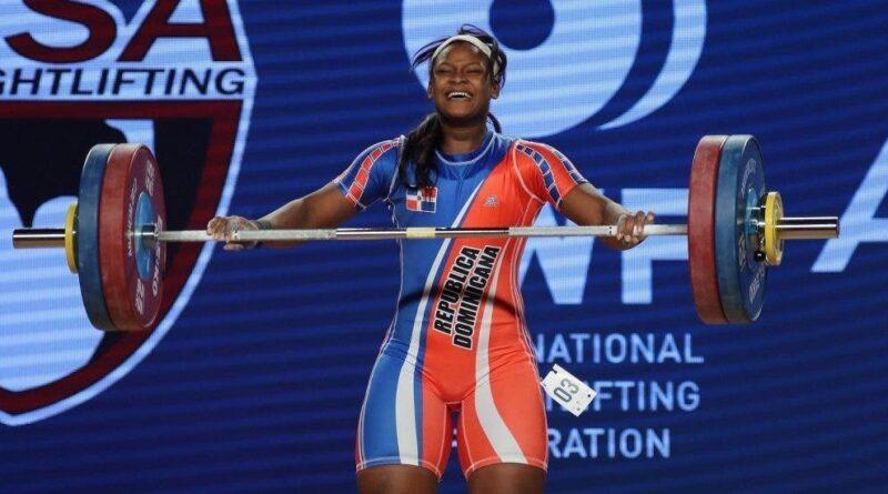 Crismery Santana va por boleto y primer lugar en clasificatorio a Juegos Olímpicos