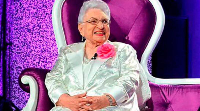La primera locutora y primer rostro femenino de la TV dominicana, María Cristina Camilo, debe ser la Gran Soberana del 2021.