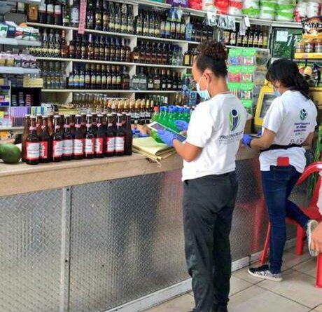 La DGII tiene un manual de control de bebidas alcohólicas