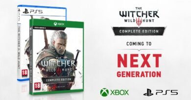 The Witcher 3 saldrá en PlayStation 5 y Xbox Series X a finales de 2021