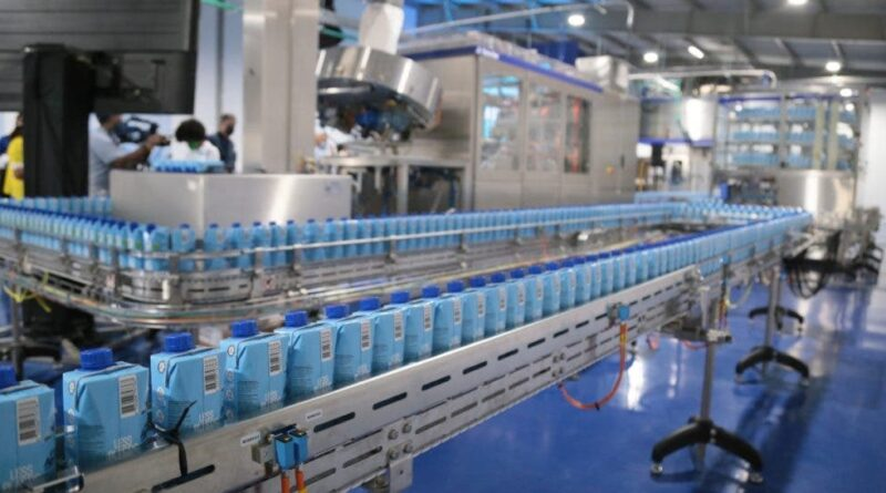 País tiene primer envase sostenible para agua