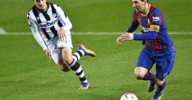 Avance del FC Barcelona contra el Levante: noticias y alineación del equipo