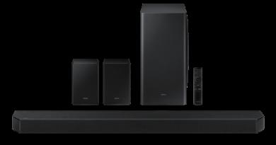 Celebra en casa con el mejor sonido: las Soundbar y la Sound Tower de Samsung lo hacen posible