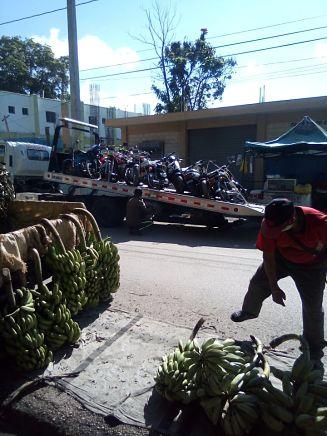 Critican agentes DIGESETT hagan operativo en calles muy transitadas