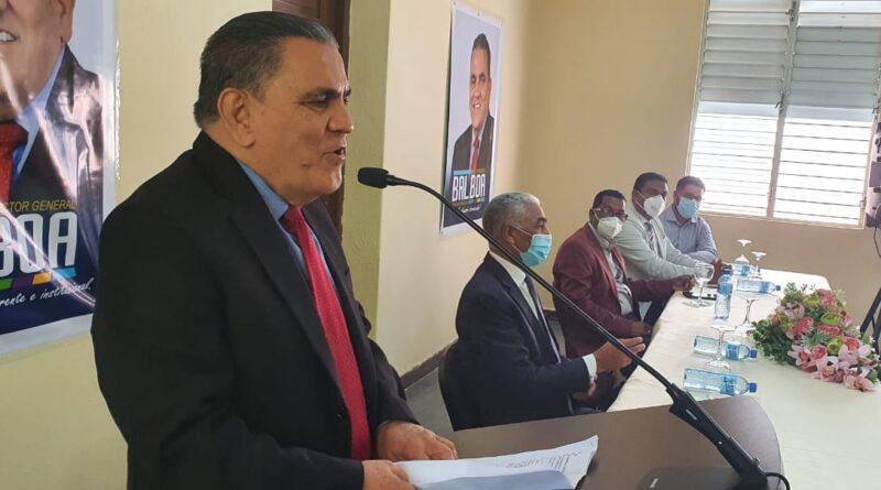 Doctor Luis Balboa se presenta a la dirección de la UASD en Santiago, proponiendo una gestión humana, transparente e institucional.