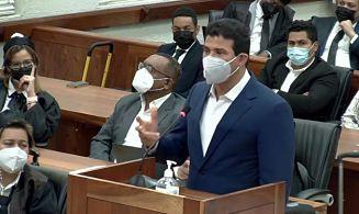 El país atento a proceso contra ex general acusado de corrupción