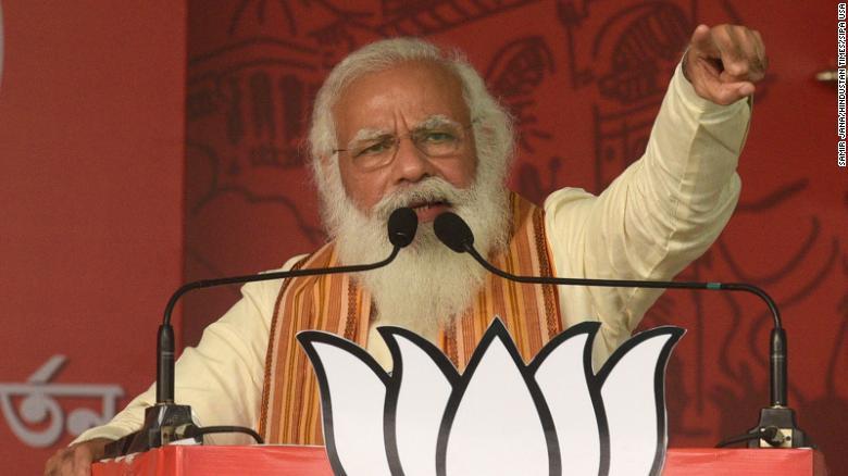 El partido gobernante del primer ministro Modi pierde elecciones clave, pero aún obtiene ganancias a pesar de la crisis de Covid en India