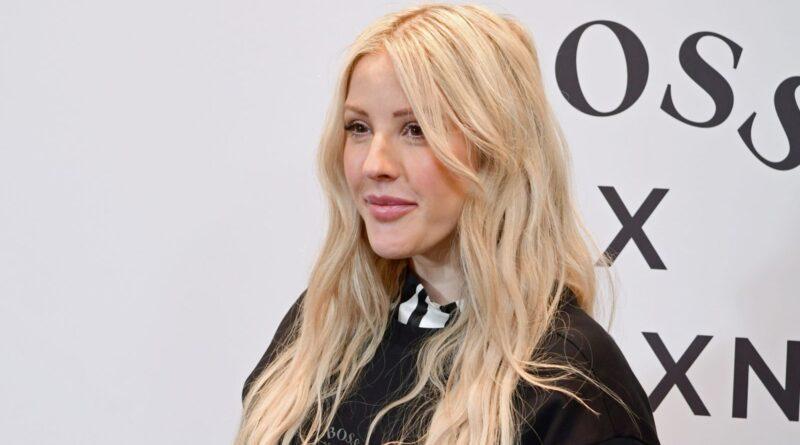 Ellie Goulding 'feliz y saludable' después de dar a luz a su primer hijo