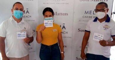 Meliá Hotels International comienza el proceso de vacunación de sus trabajadores