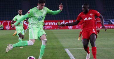 Leipzig. Los Red Bulls dispusieron de tres días para digerir su final de copa ante el Borussia Dortmund ( 1: 4 ).