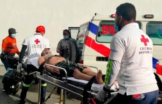 Varios reclusos heridos en un motín en cárcel preventiva de San Pedro de Macorís