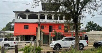 Ministerio Público allana propiedad del coronel Núñez de Aza en Villa Riva