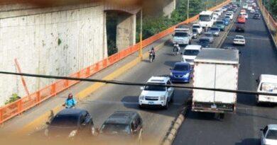Puente de Villa Mella será cerrado de viernes a domingo por mantenimiento