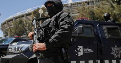 Reportan la huida de sus hogares de pobladores de cuatro comunidades por el enfrentamiento de dos cárteles de narcos en México