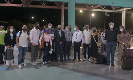 286 líderes de agencias de viajes de España escogen a Samaná en Mega Fam Trip RD Destino Seguro