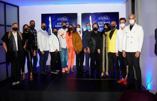 Presentan los talentos del vestuario de Premios Soberano 2021